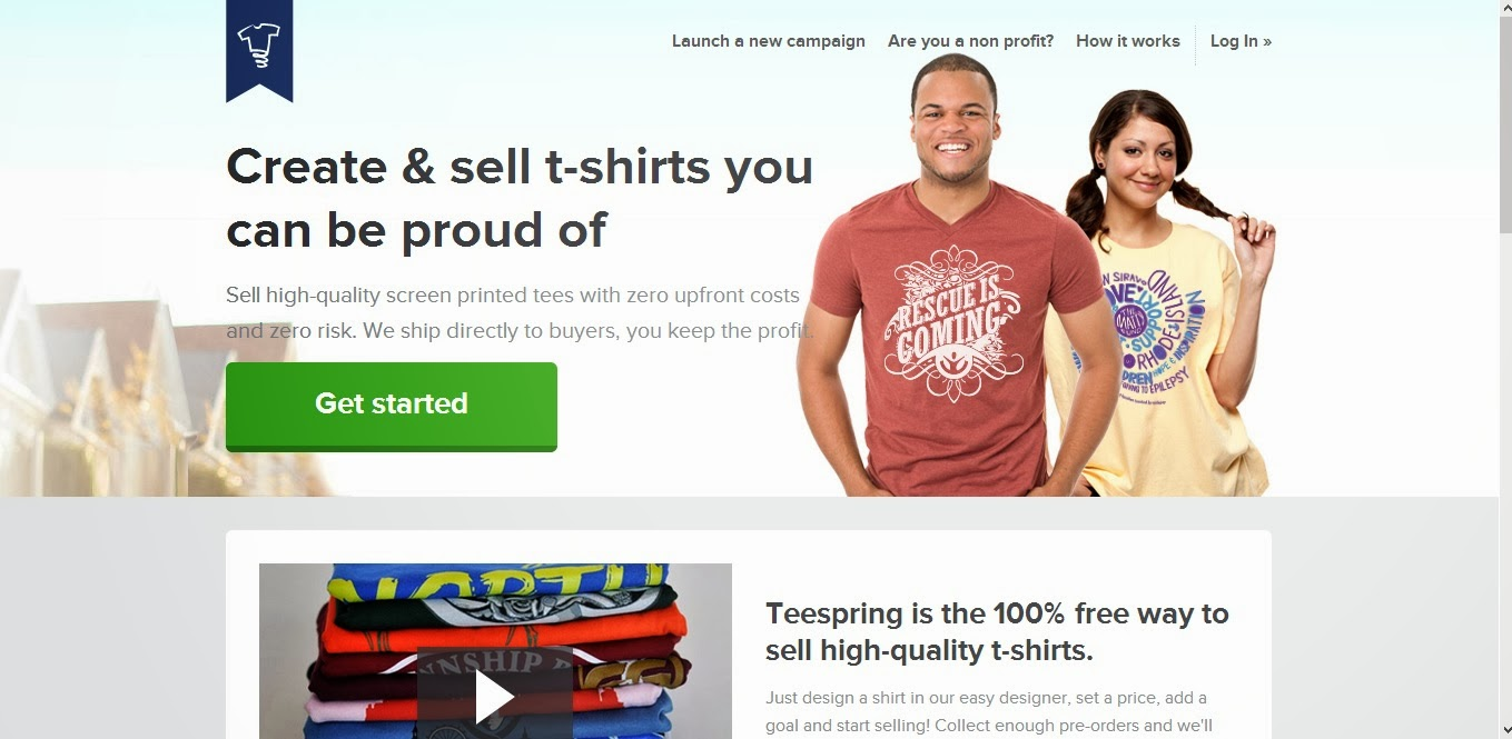 f4cce3d6c Easy Teespring Profit with FREE TRAFFIC