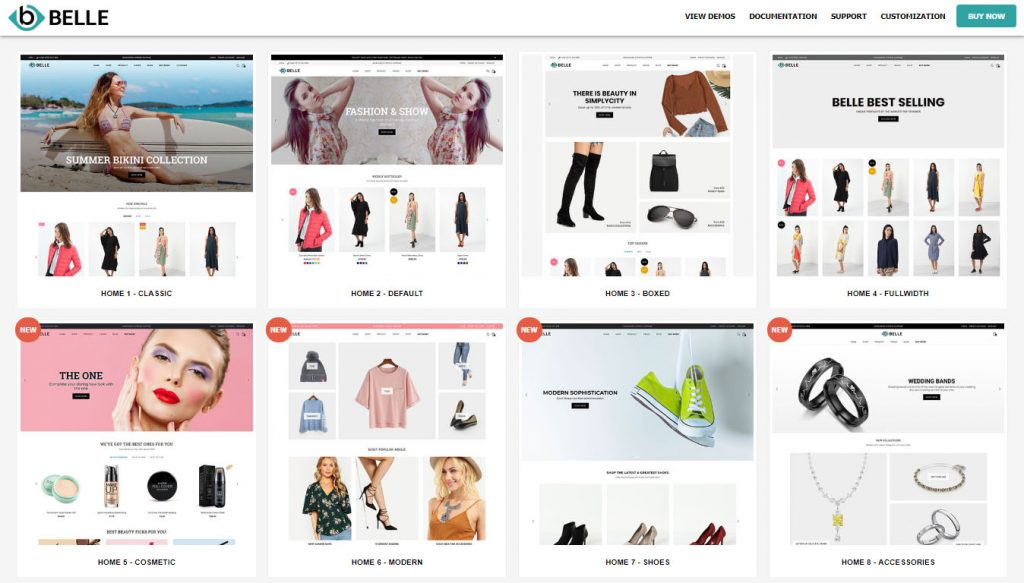 Best shopify clothing theme