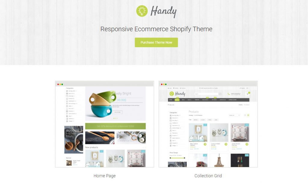 best shopify theme for artists